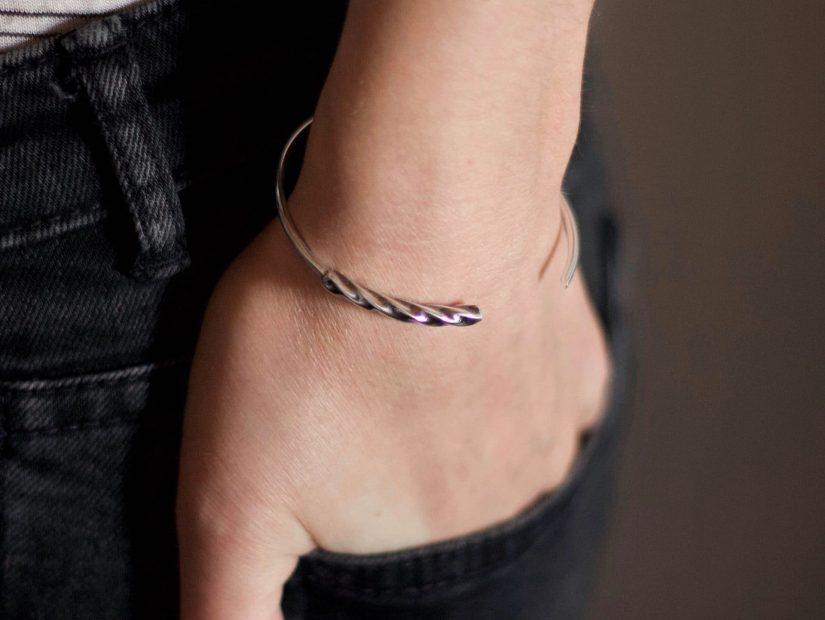 Antelope shop bijoux rock argent sterling Bracelet Never Enough Collection Overdose 7